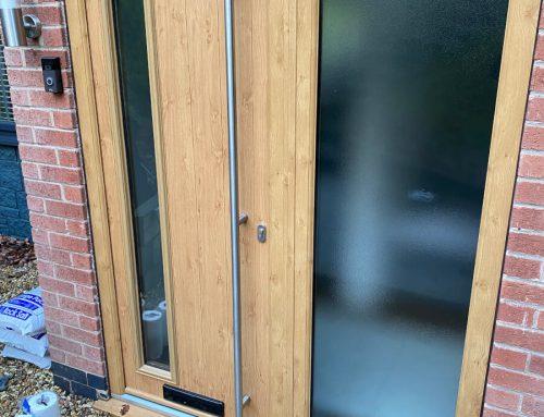 UPVC Door Repaint
